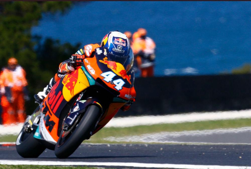 Miguel Oliveira estrena su casillero en Moto2. Morbidelli amplía su ventaja