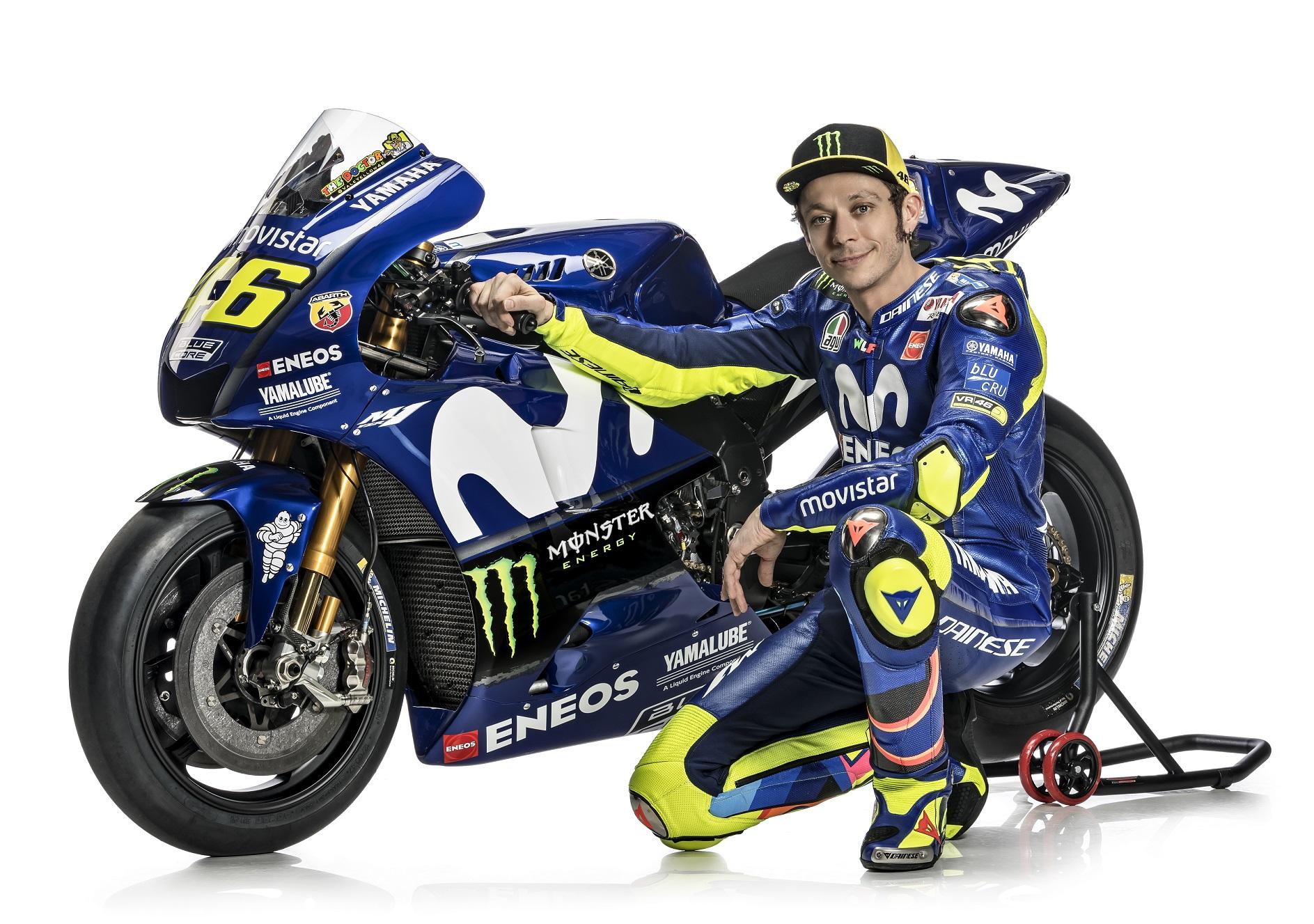 """Rossi no quiere parar: """"Tengo ganas de seguir corriendo"""""""