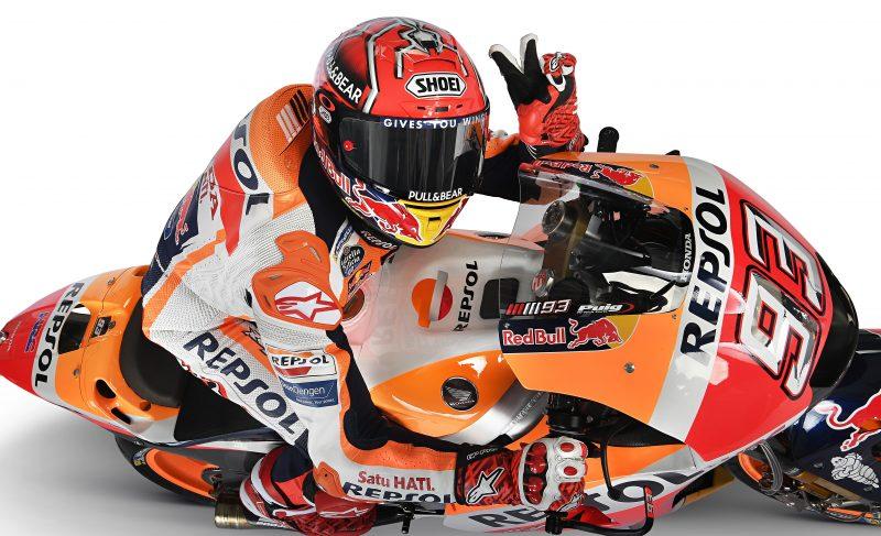 Marc Márquez renueva por dos temporadas con Honda. Sus declaraciones