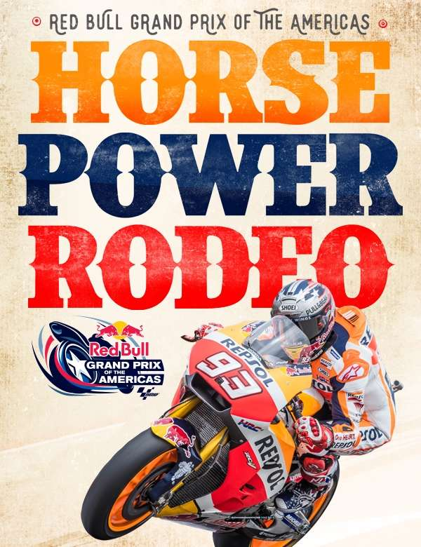 Red Bull Grand Prix of The Americas. Horario Universal / World Schedule / Orari Universali