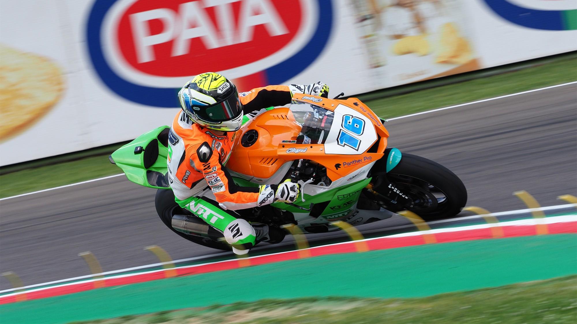 Jules Cluzel venció la carrera del adiós de Kenan Sofuoglu.