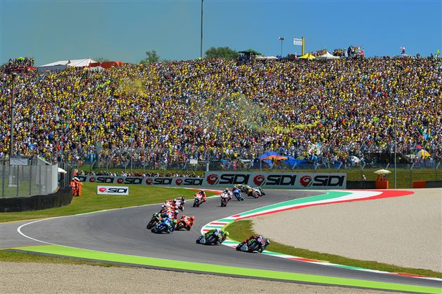 Gran Premio d'Italia Oakley. Horario Mundial / World Schedule / Orari Universali