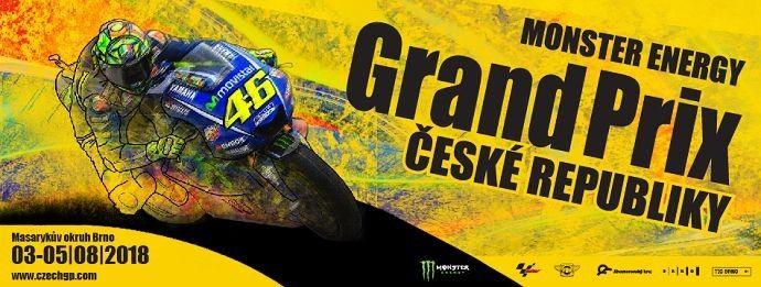 Monster Energy Grand Prix České republiky – Horario Mundial / World Schedule / Ora Mondiale
