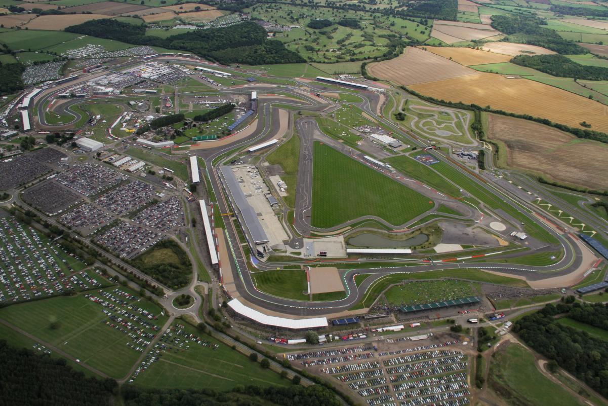GoPro British Grand Prix – Horario Mundial / World Schedule / Orari Mondiale