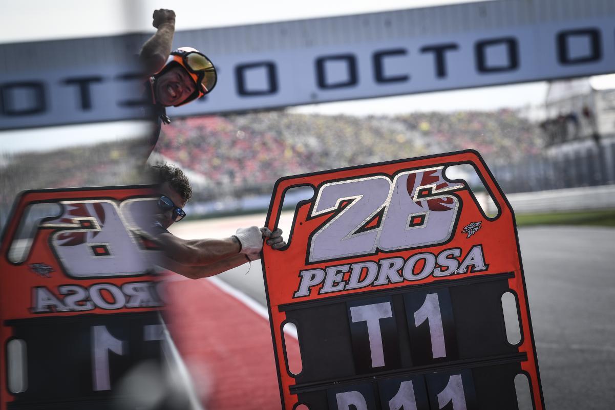 Dani-KTM: tensión en Honda