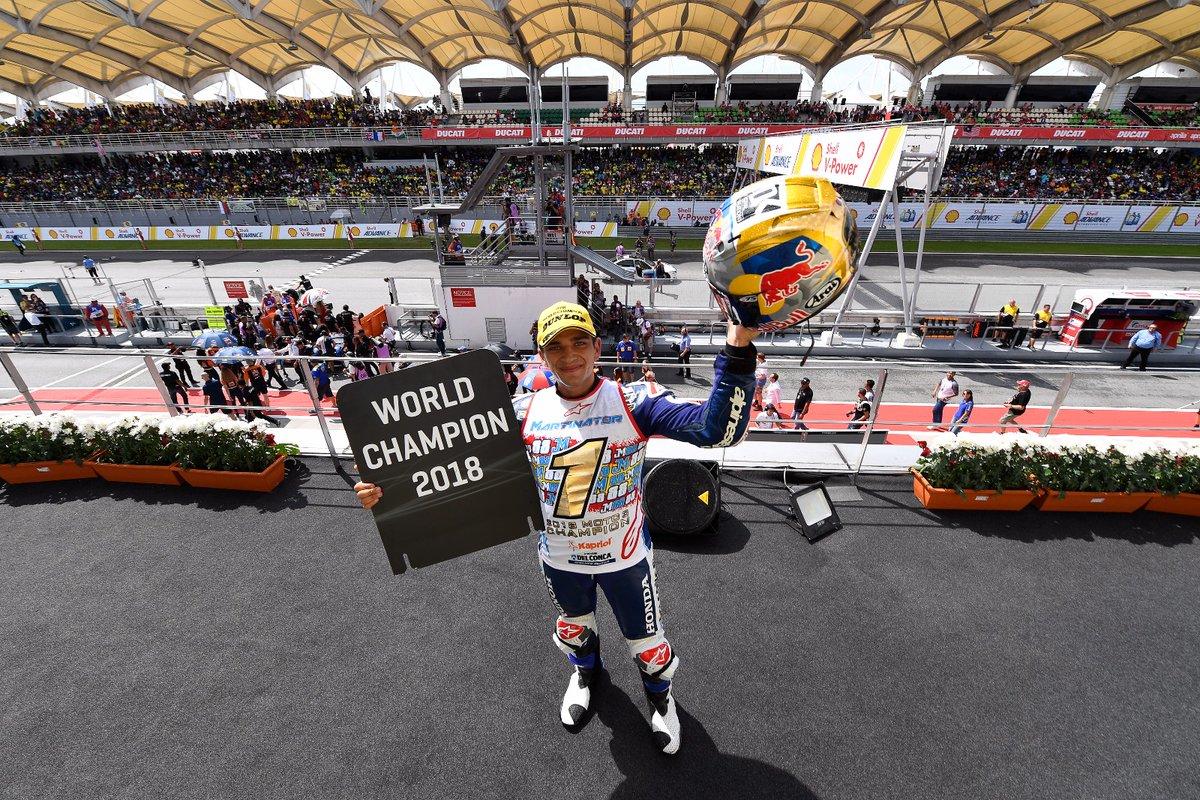 Jorge Martín luce estrategia y templanza para ganar y ser Campeón del Mundo