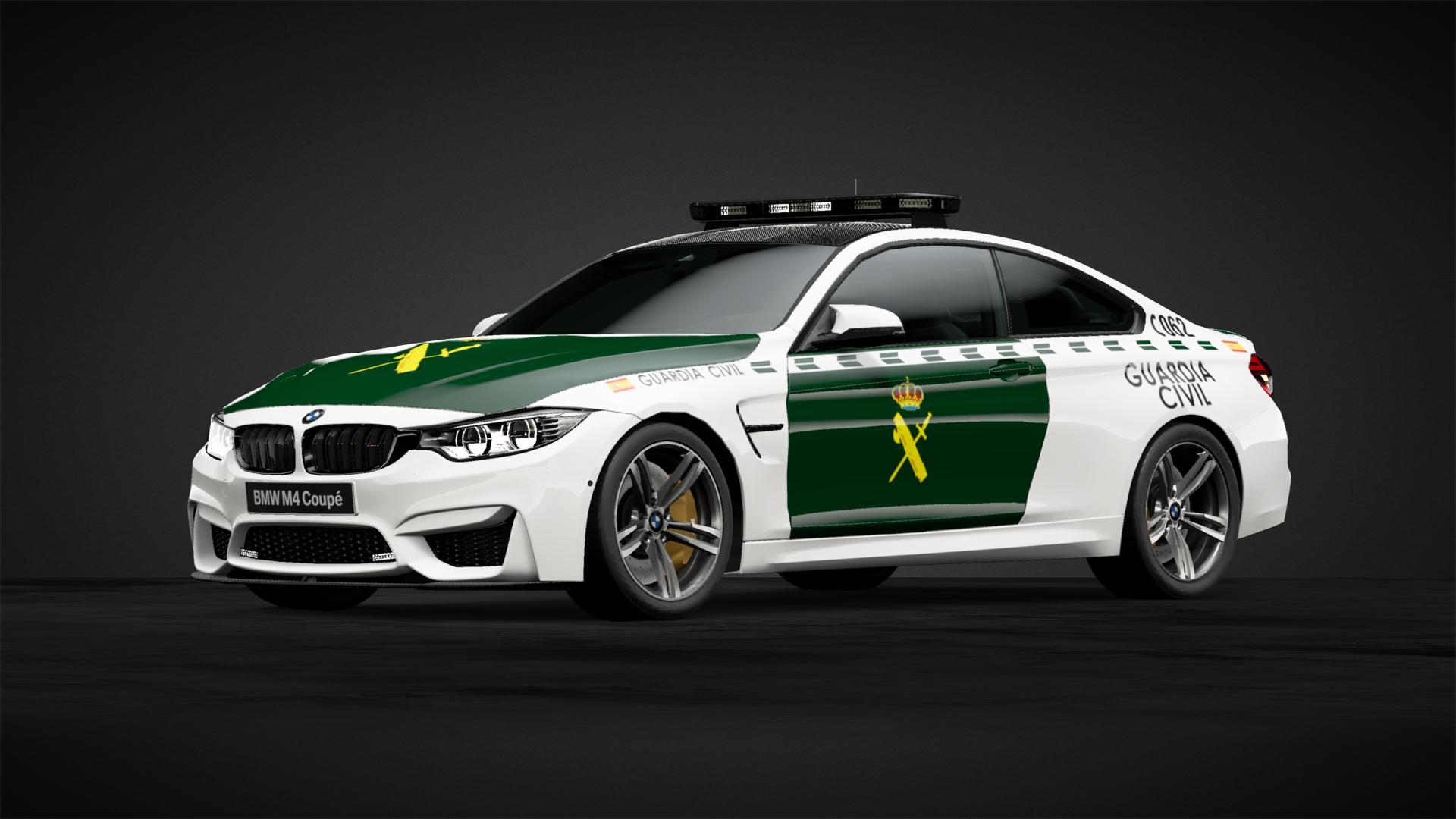 La Guardia Civil se subirá en los BMW de MotoGP