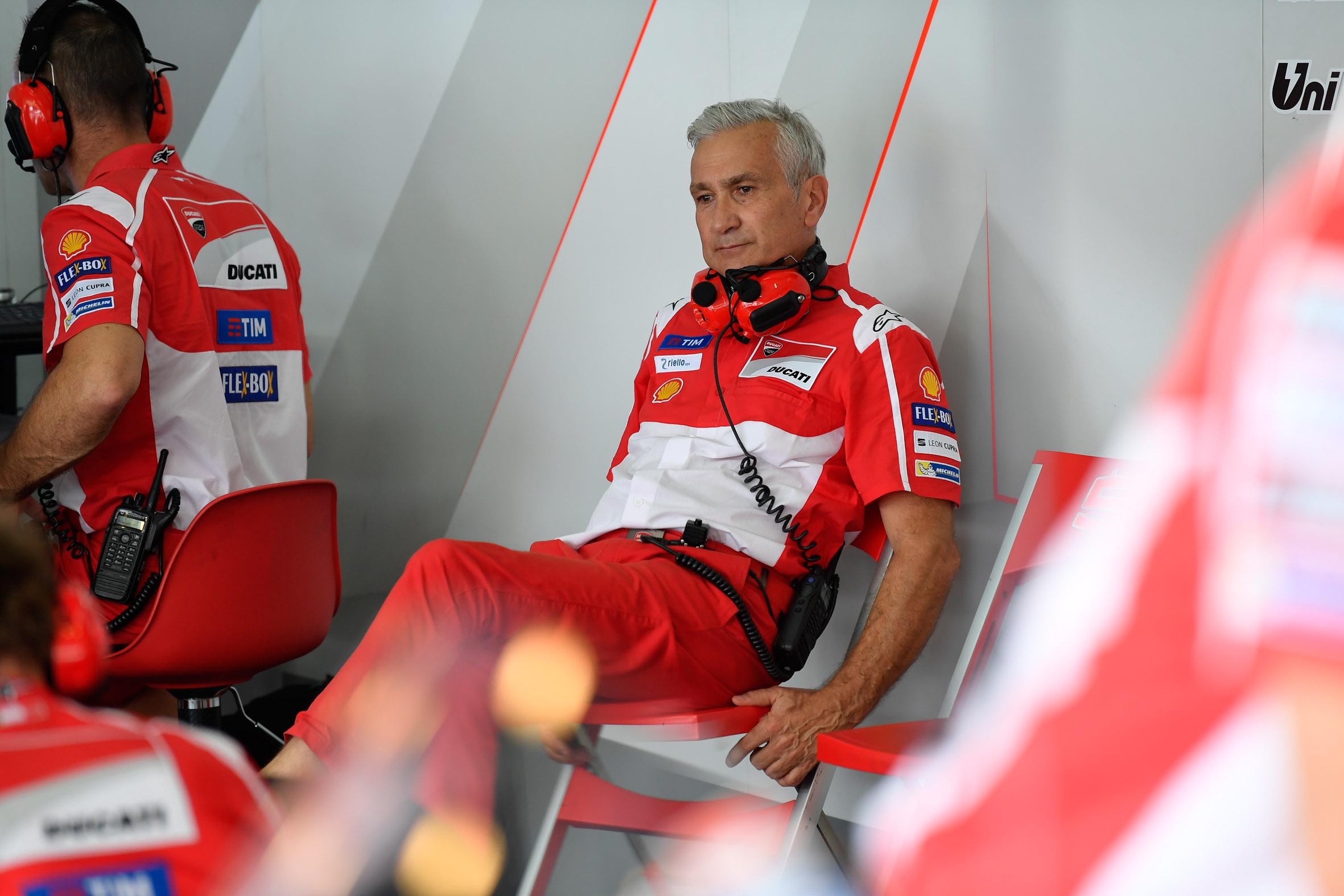 Exclusiva: Entrevista con Davide Tardozzi para entender el 'Espíritu Ducati'