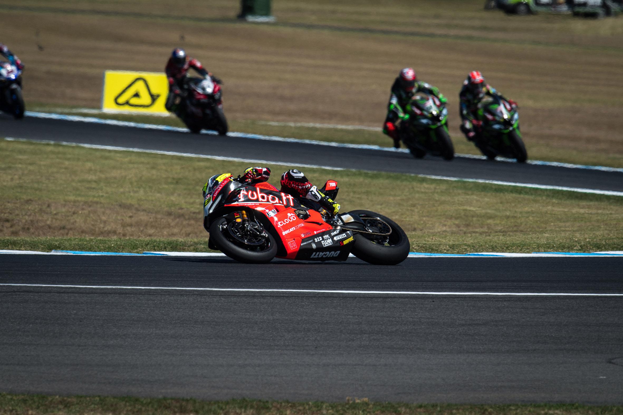 Bautista y Ducati, el secreto de su superioridad