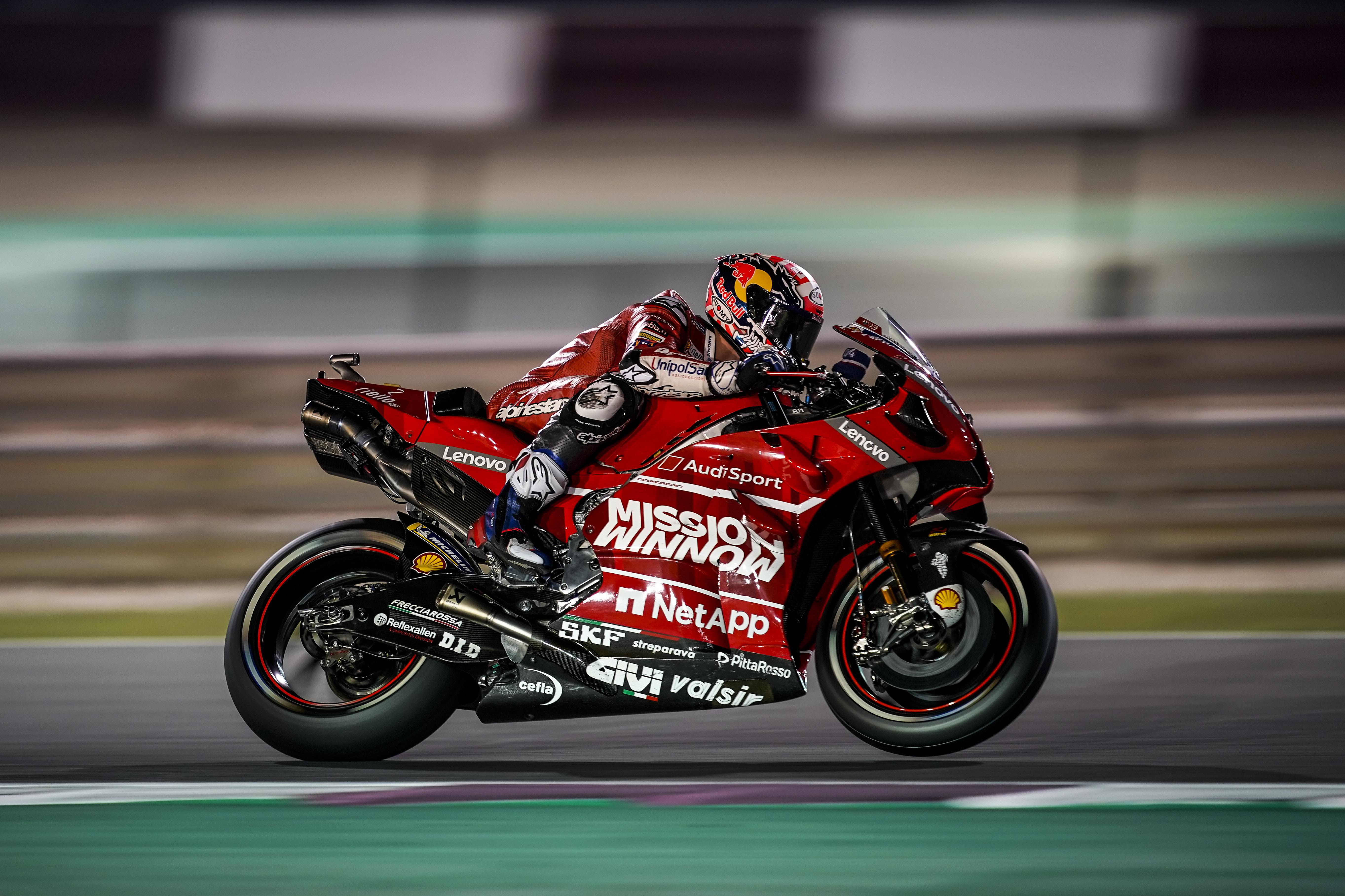 Gran Premio VisitQatar – Dovizioso y Márquez se citan en el vértice