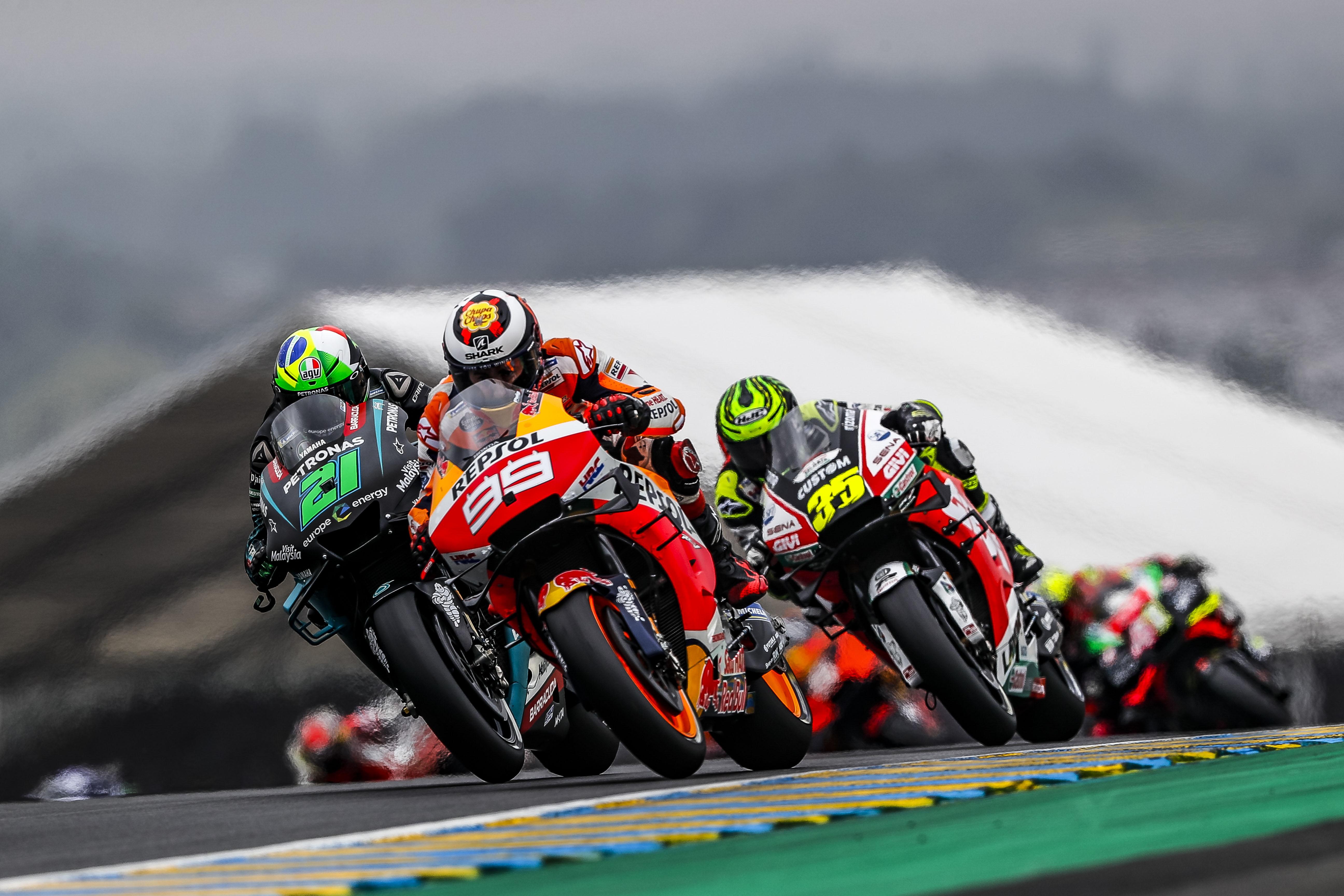 ¿Es peor el debut de Jorge Lorenzo con Honda? Comparativa con su estreno cuando saltó a Ducati