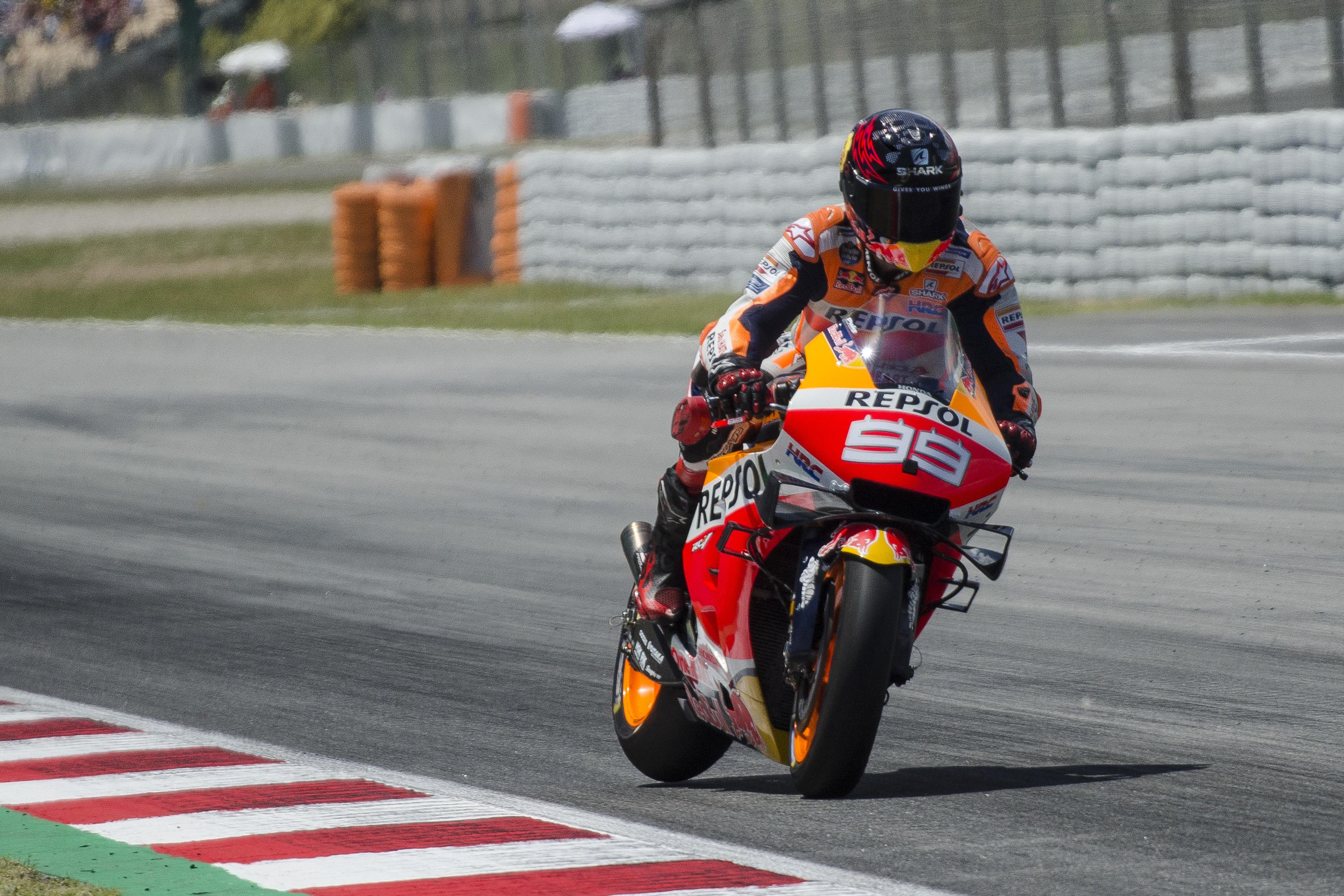 La visión de Rossi, Viñales, Dovizioso y Márquez sobre el incidente con Lorenzo