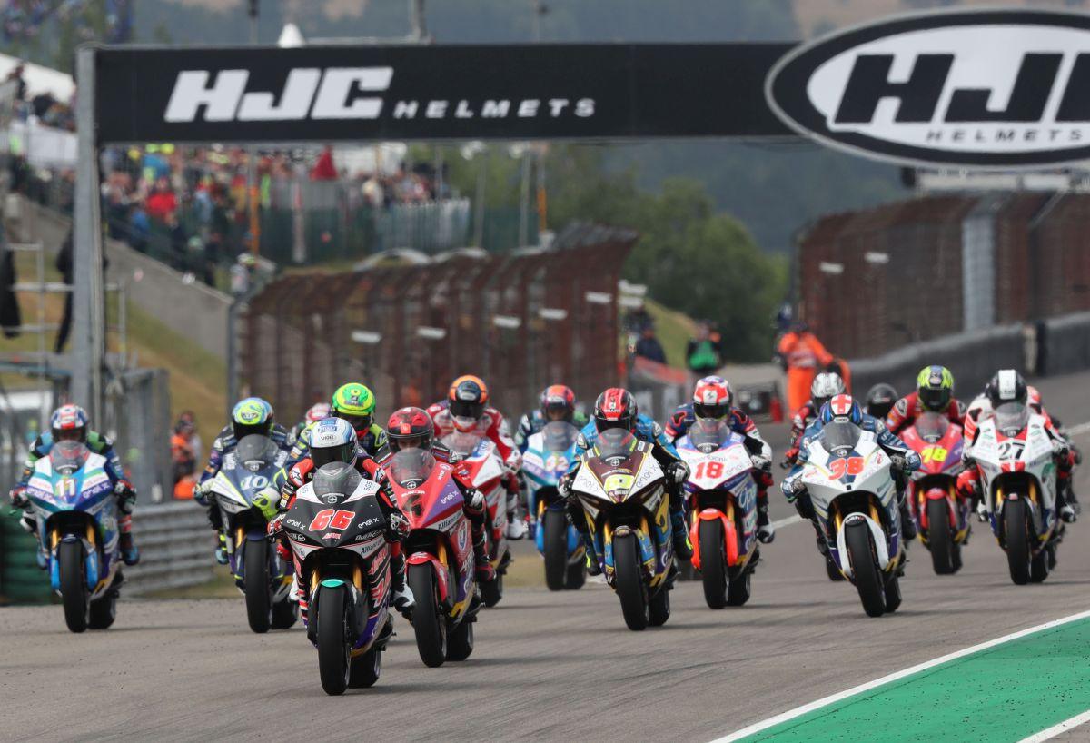 El futuro se abre paso en MotoGP con MotoE, la categoría eléctrica