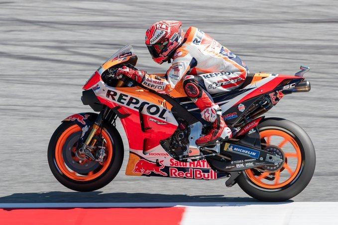 Marc Márquez consigue una pole de matrícula de honor en el GP de Austria