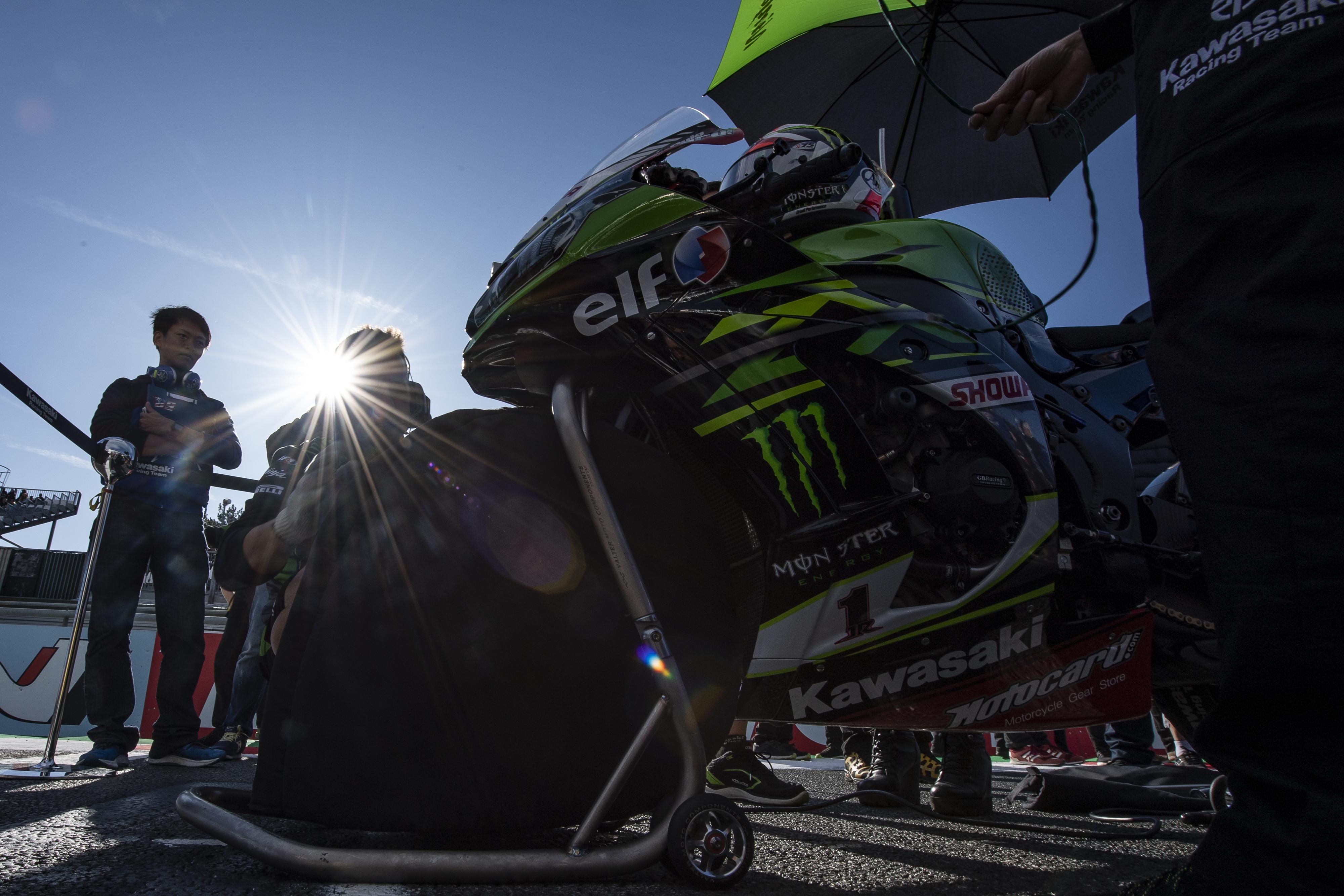 Mundial de Superbikes: ganó la mejor moto