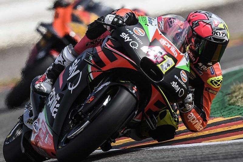 Apellidarse Espargaró en MotoGP como sinónimo de pundonor